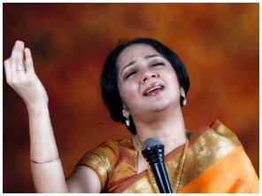 Nithya Rajendran Indian Carnatic and Hindustani classical music